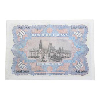 1907. Alfonso XIII (1886-1931). 50 ...
